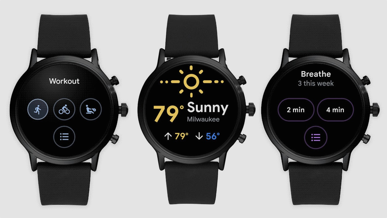 New Wear OS tiles land in minor Google update