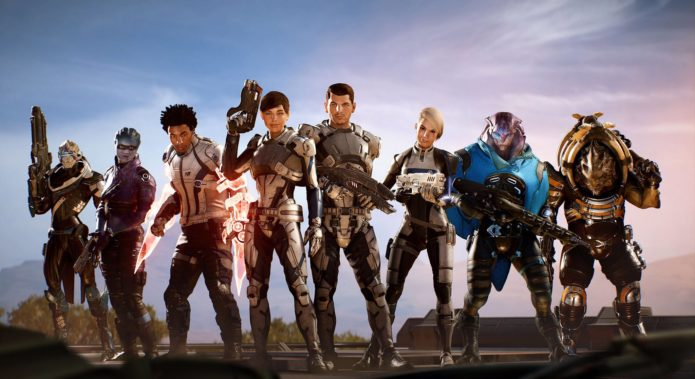 Mass Effect: Andromeda: The best weapons in the galaxy you should craft