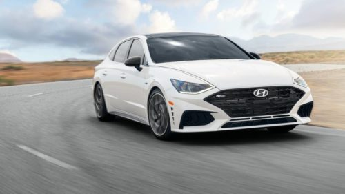 2021 Hyundai Sonata N Line priced for a sports sedan surprise