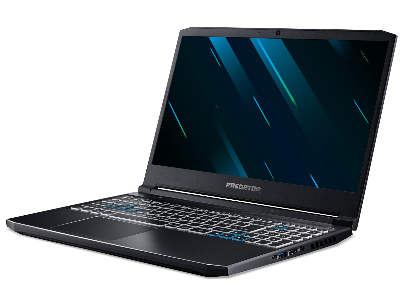 Memory in the Acer Predator Helios 300 PH315-53 runs in single-channel mode