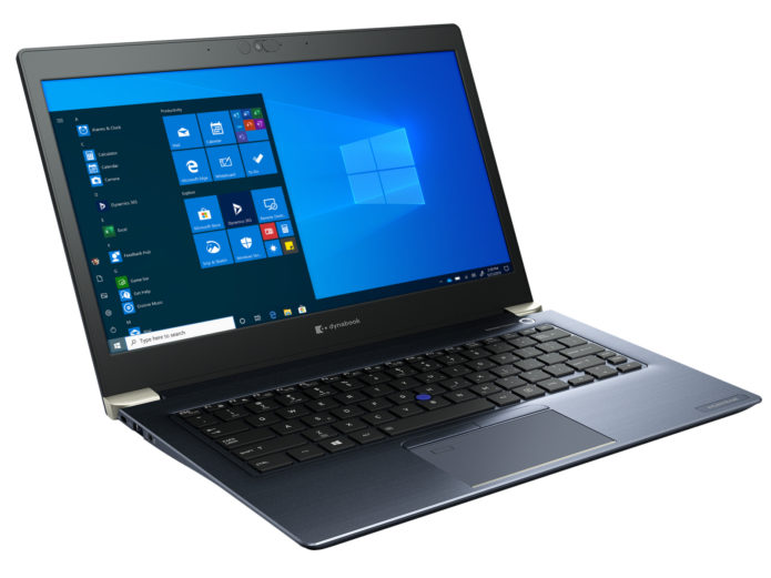 Dynabook Portégé X40-G in Review: Luxury business notebook offers display protection against unwanted glances