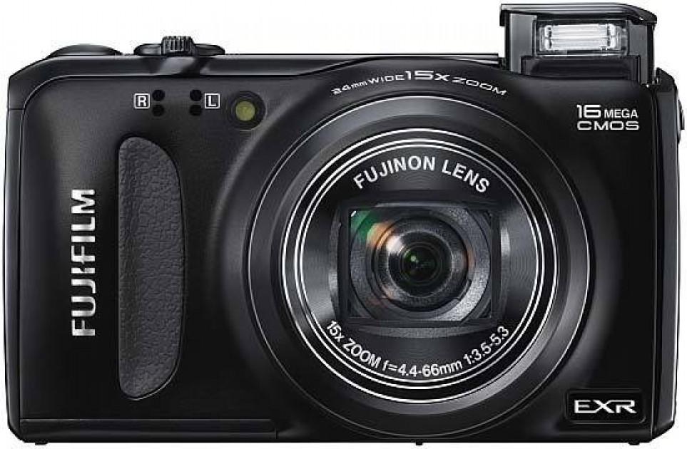 Fujifilm FinePix F660EXR / F665EXR Camera