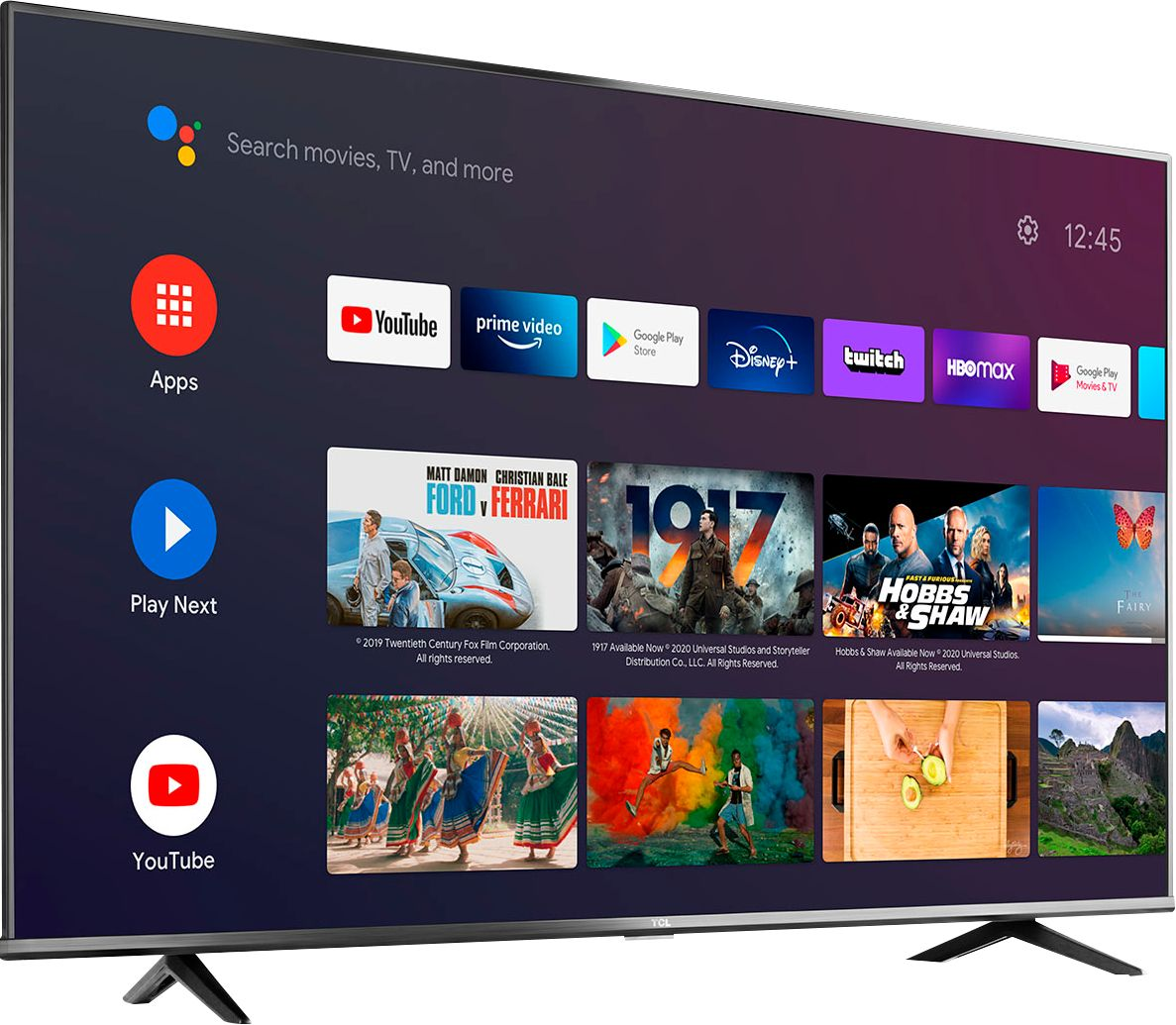 TCL 75S434 Review