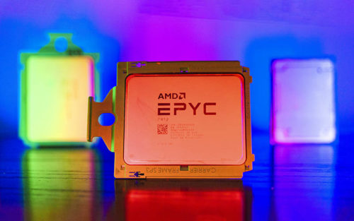 AMD EPYC 7H12 Review