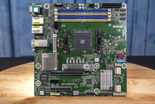ASRock Rack X570D4U-2L2T Review