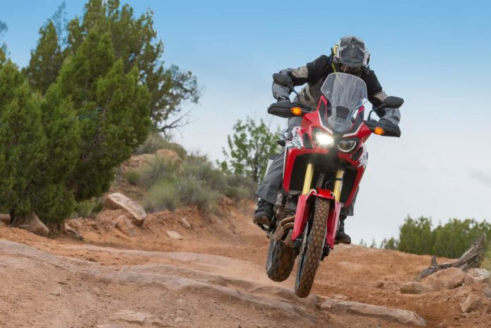 2020 Honda Africa Twin Off-Road Test – Quick Take