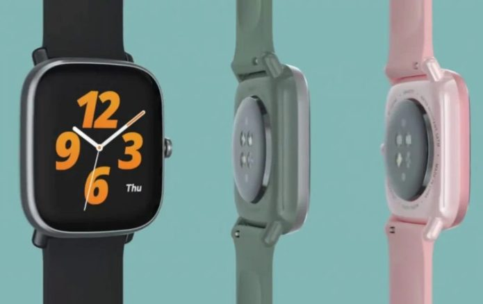 Amazfit GTS 2 Mini is official – and it's curvy