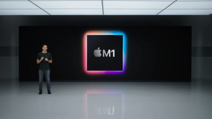 Apple M1 chip revealed – First Apple Silicon for Mac