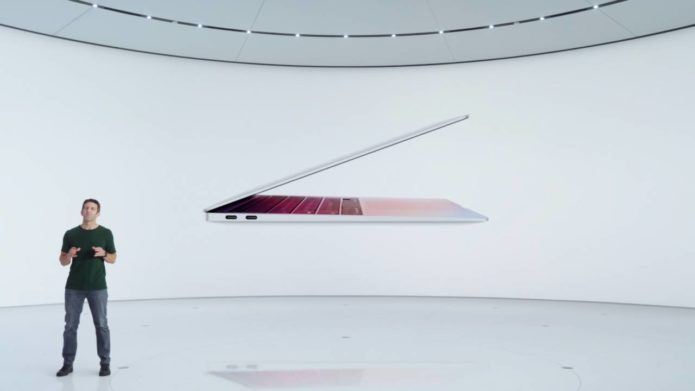 MacBook Air with M1 gives Apple Silicon its first Mac