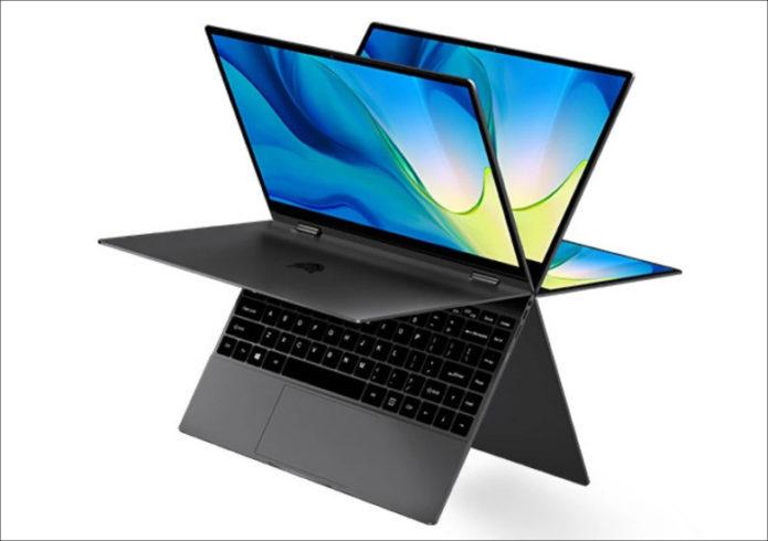 BMax Y13 Pro Windows 10 Pro 2-in-1 convertible laptop review