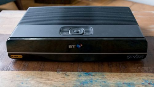 BT TV 2020 Review