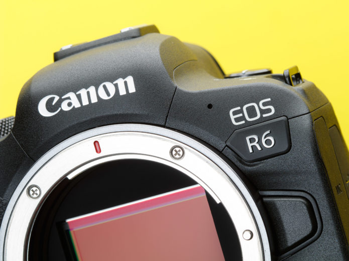 The Canon EOS R6 is the best camera for around $2000