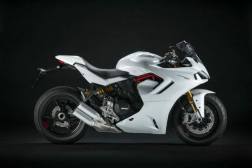 2021 Ducati SuperSport 950 First Look