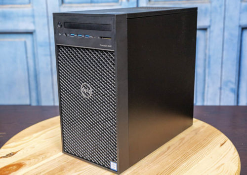 Dell Precision 3640 Review