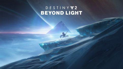 Hands on: Destiny 2: Beyond Light review in-progress