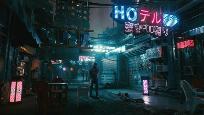 We'll have to wait a bit longer to see Cyberpunk 2077's DLC