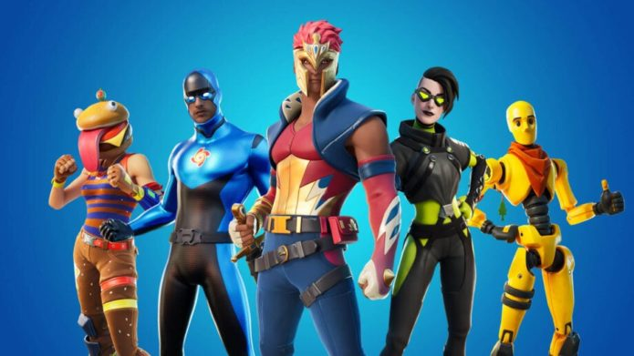 Fortnite will run at 4K/60fps on PS5 and Xbox Series X and it's coming at launch
