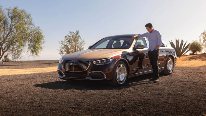 2021 Mercedes-Maybach S-Class First Look: Elevating the Status Quo