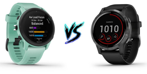 Garmin Forerunner 745 vs Vivoactive 4 – Product Comparison