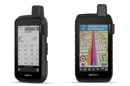 GARMIN MONTANA 700I REVIEW: MOTORCYCLE GPS ADVENTURE PARTNER
