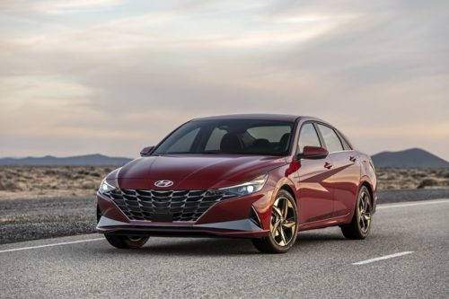 2021 Hyundai Elantra Review
