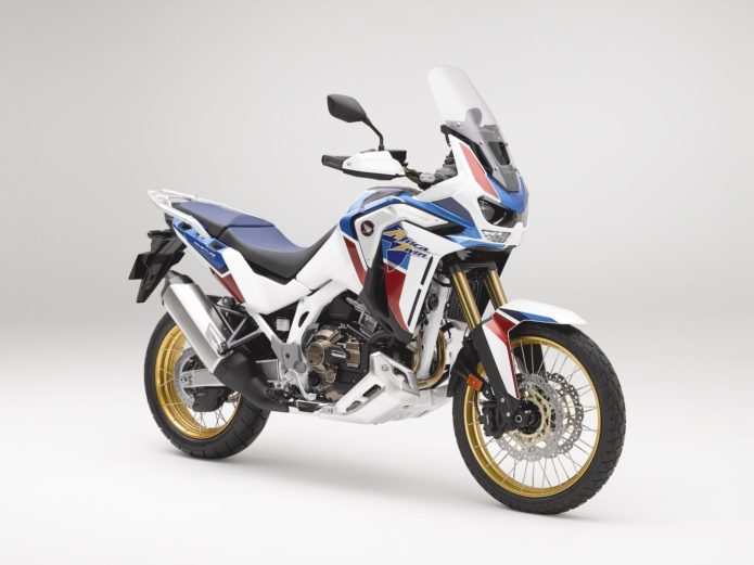2020 Honda CRF1100L Africa Twin Review
