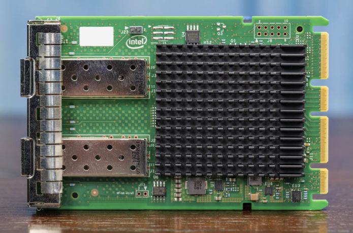 Intel X710-DA2 OCP NIC 3.0 Review