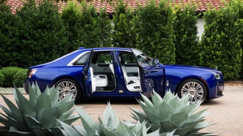 2021 Rolls-Royce Ghost First Drive Review – Luxury with a twist