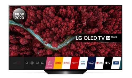 LG OLED55BX Review