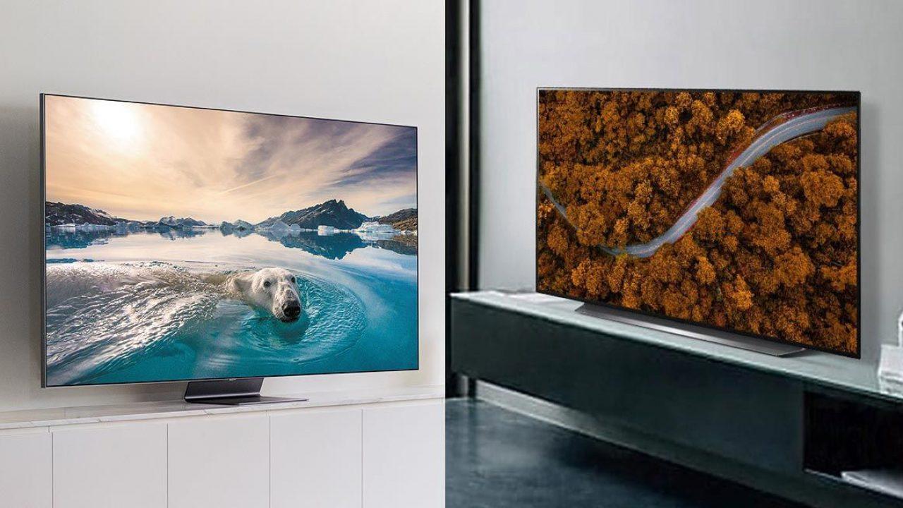 LG CX OLED vs. Samsung Q90T QLED: Is OLED or QLED king?