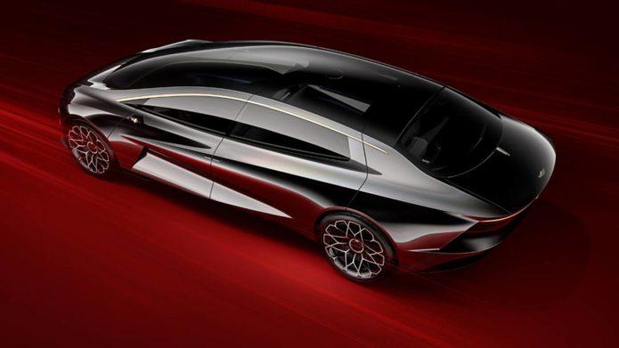 Aston Martin roadmap spills its huge electric plans