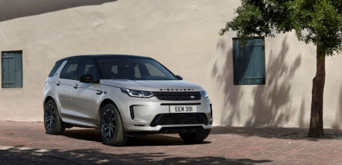 2021 Land Rover Discovery Sport Review