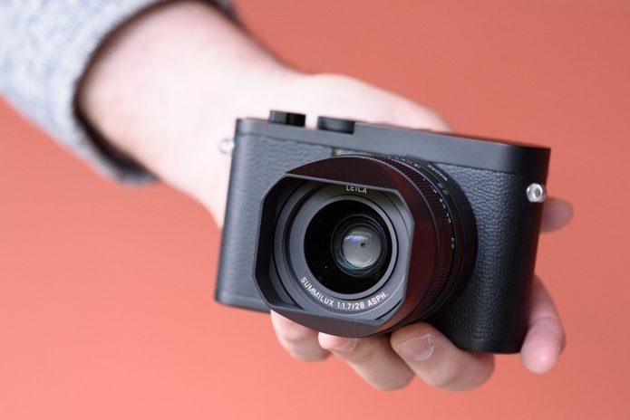 Leica Q2 Monochrom Hands-on