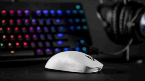 Logitech G Pro X Superlight mouse trims weight to make you a better gamer