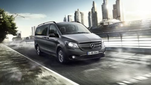 2021 Mercedes-Benz Metris returns with better safety features and more standard kit