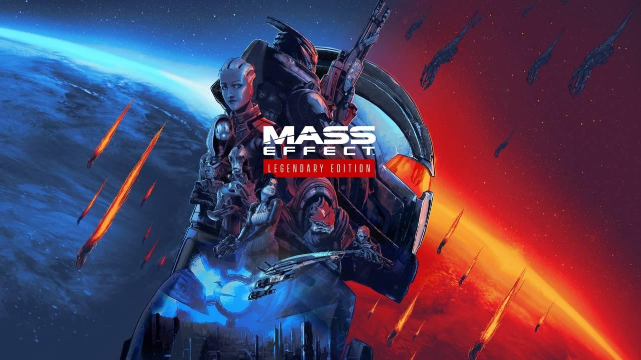 Mass Effect Legendary Edition announcement confirms Mass Effect 4