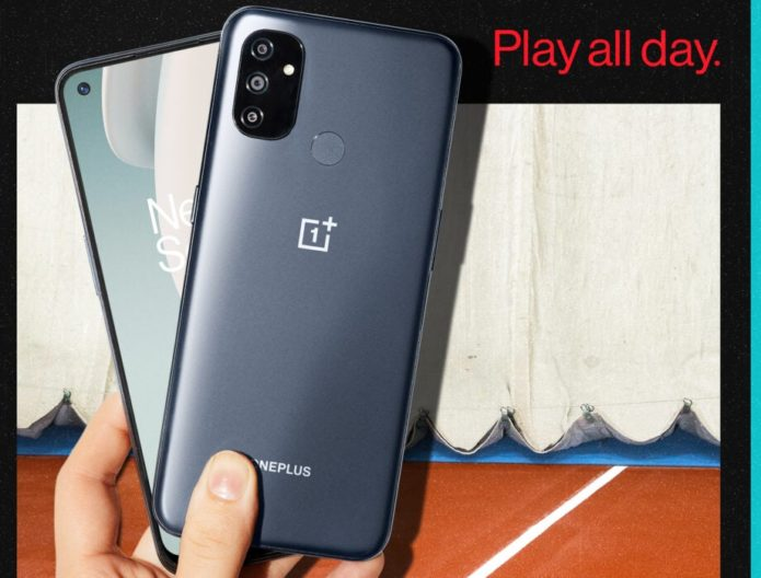 It looks like the OnePlus Nord N100 has a 90Hz display after all