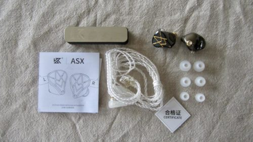 KZ ASX 10-Driver Earphones Review
