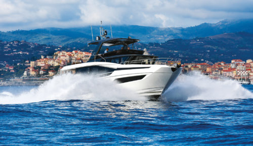 Prestige X70 review: This radical yacht takes flybridge design in a new direction