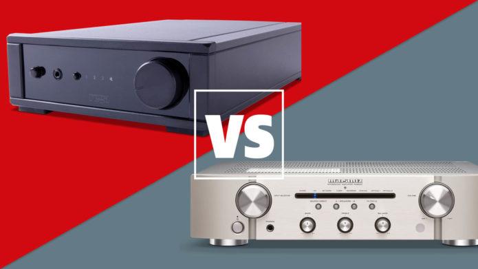 Rega io vs Marantz PM6007: which budget stereo amp should you buy?