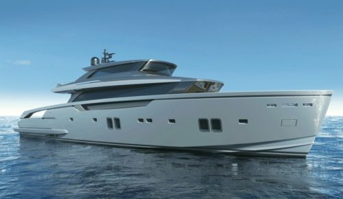 Sanlorenzo SX112 first look: New SX flagship takes crossover concept to the extreme