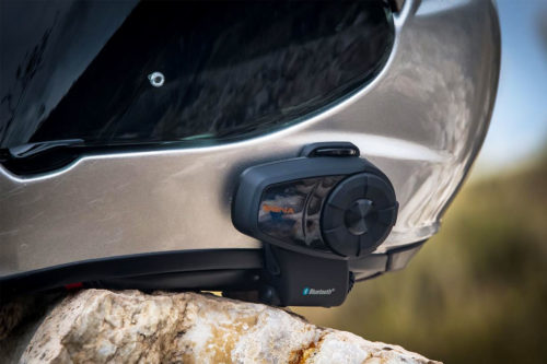 SENA 10S MOTORCYCLE BLUETOOTH COMMUNICATION SYSTEM REVIEW