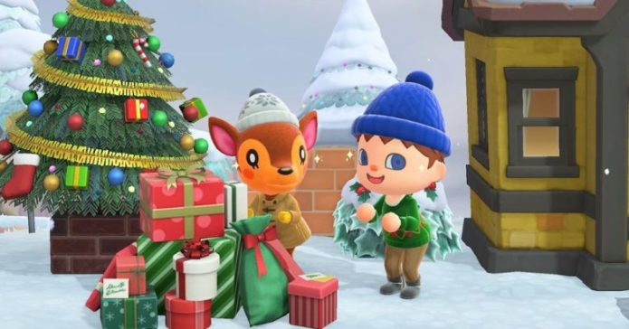 Animal Crossing: New Horizons is getting Christmas, Thanksgiving, and save data transfers