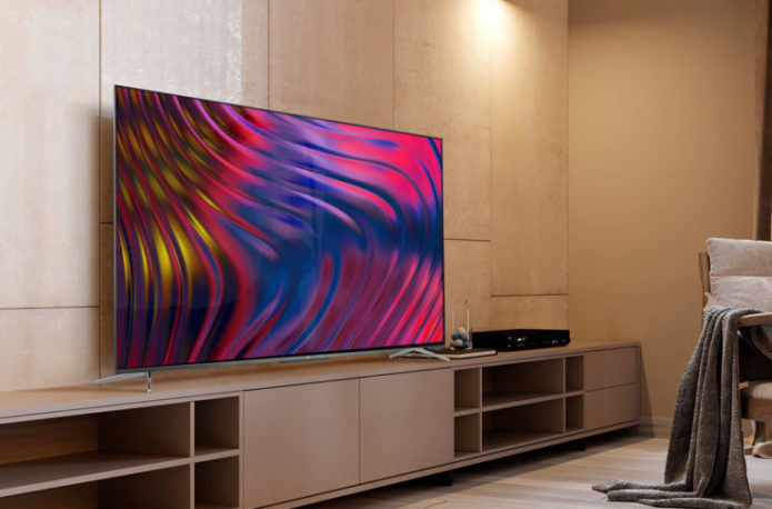 TCL C715 (55C715) review