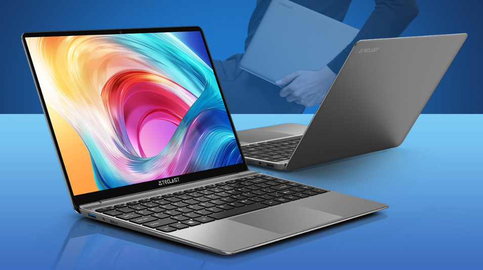 Teclast F7S Review – 14.1-inch Notebook (8G+128G SSD)