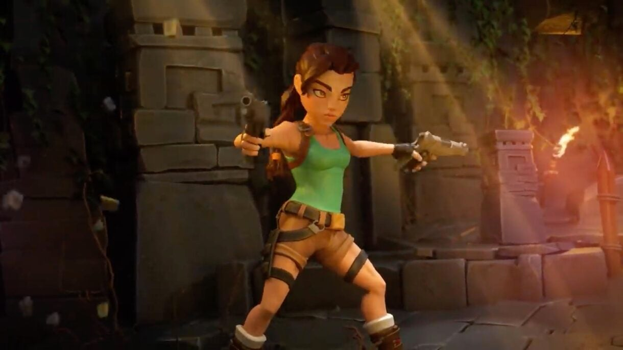 A Tomb Raider mobile game is coming that might revive the series' run-and-gun roots