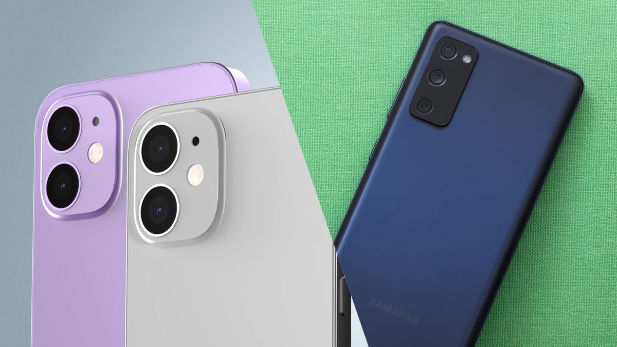 Samsung Galaxy S20 FE vs. iPhone 12: Which should you buy?