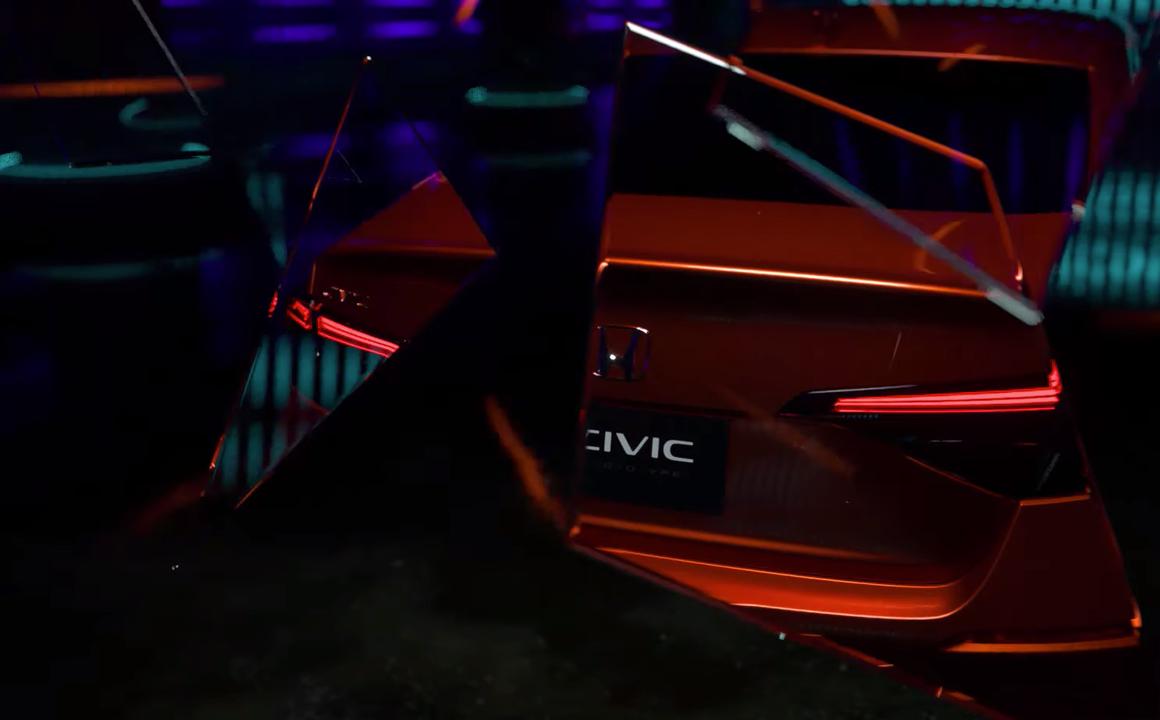 2022 Honda Civic Will Be Quite the Looker, Debuts November 17