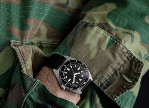 One of the Very Best Military Watches Is Back