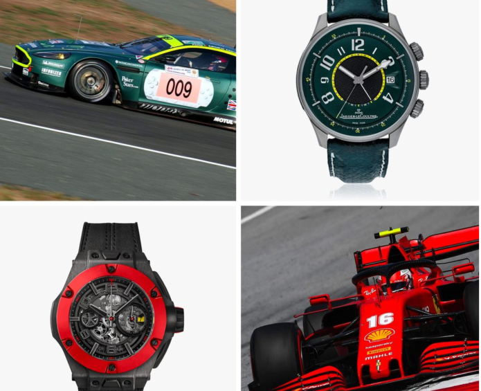 5 Great Car x Watch Collaborations